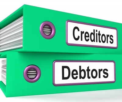 how to become a creditor