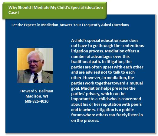 Mediation.com_Q&A1_Howard Bellman